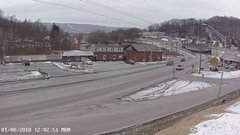 view from Electric Avenue - Lewistown on 2018-01-08