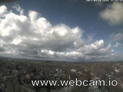 view from Wasserturm Wedel on 2017-04-16
