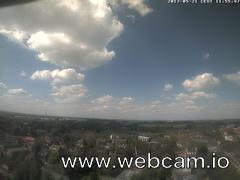 view from Wasserturm Wedel on 2017-05-21