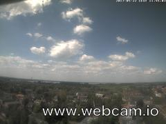 view from Wasserturm Wedel on 2017-05-22