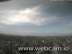 view from Wasserturm Wedel on 2017-05-29