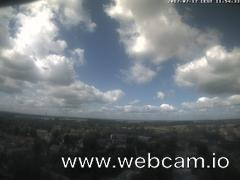 view from Wasserturm Wedel on 2017-07-17