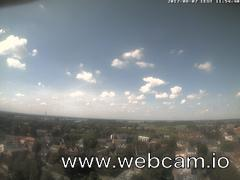 view from Wasserturm Wedel on 2017-08-07