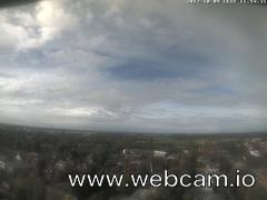 view from Wasserturm Wedel on 2017-10-09