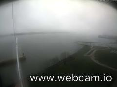 view from Willkommhöft Westen  on 2017-11-15