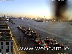 view from Altona Osten on 2017-11-06