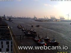 view from Altona Osten on 2018-01-14