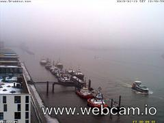 view from Altona Osten on 2018-01-19