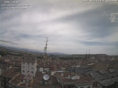 view from LOGROÑO on 2017-06-24