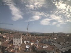 view from LOGROÑO on 2017-06-25