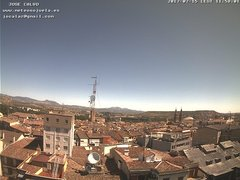 view from LOGROÑO on 2017-07-15