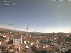 view from LOGROÑO on 2017-07-23