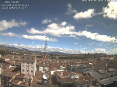 view from LOGROÑO on 2017-07-24
