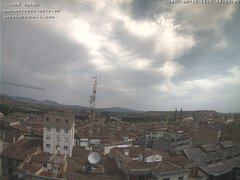 view from LOGROÑO on 2017-08-15