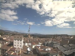 view from LOGROÑO on 2017-08-19