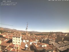 view from LOGROÑO on 2017-08-20