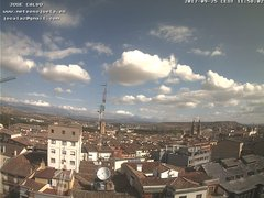 view from LOGROÑO on 2017-09-25