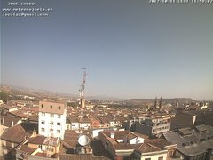 view from LOGROÑO on 2017-10-11