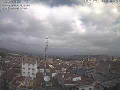 view from LOGROÑO on 2017-10-16
