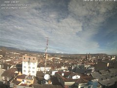 view from LOGROÑO on 2018-01-15