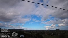 view from MeteoReocín on 2017-11-13