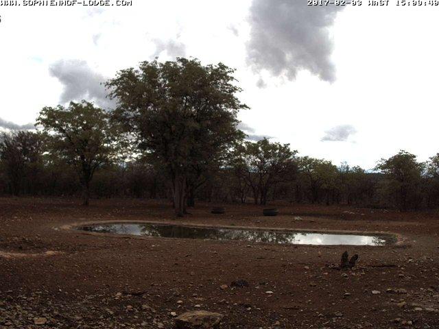 time-lapse frame, Regen webcam