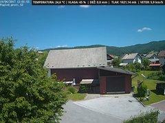 view from VREME ŽIRI-cam-1-SV on 2017-06-19
