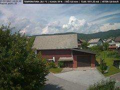 view from VREME ŽIRI-cam-1-SV on 2017-07-10