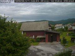 view from VREME ŽIRI-cam-1-SV on 2017-07-14