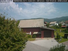 view from VREME ŽIRI-cam-1-SV on 2017-08-09