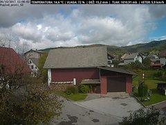 view from VREME ŽIRI-cam-1-SV on 2017-10-06