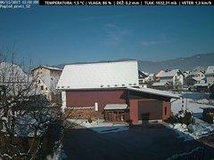 view from VREME ŽIRI-cam-1-SV on 2017-12-06