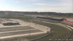 view from Eldora Speedway on 2017-12-08
