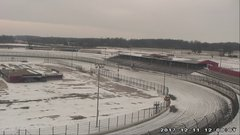 view from Eldora Speedway on 2017-12-11