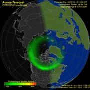 view from Aurora Forecast on 2017-10-10