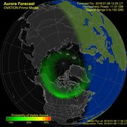view from Aurora Forecast on 2018-01-08