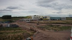 view from South Of The City School on 2017-08-28