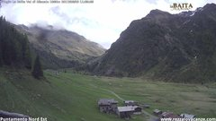 view from Val di Rèzzalo NE on 2017-06-05