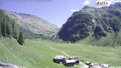 view from Val di Rèzzalo NE on 2017-06-18