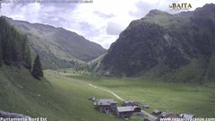 view from Val di Rèzzalo NE on 2017-07-09