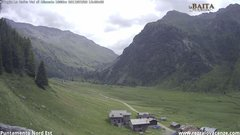 view from Val di Rèzzalo NE on 2017-07-20