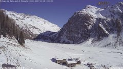 view from Val di Rèzzalo NE on 2017-11-14