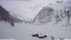 view from Val di Rèzzalo NE on 2018-01-09