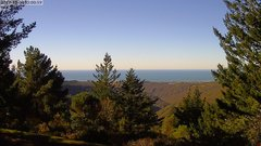 view from Kings Mountain on 2017-12-04