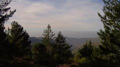 view from Kings Mountain on 2017-12-30