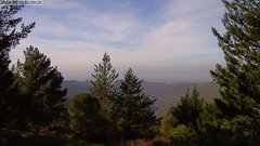 view from Kings Mountain on 2018-01-01