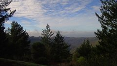view from Kings Mountain on 2018-01-11