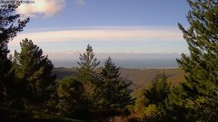 view from Kings Mountain on 2018-01-20