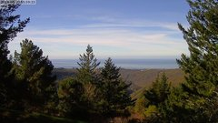 view from Kings Mountain on 2018-01-27