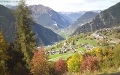 view from Verbier2 on 2017-10-04